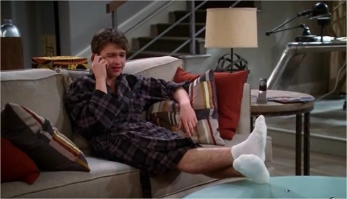 "Gigaset SL785 on ""Two and a Half Men"""