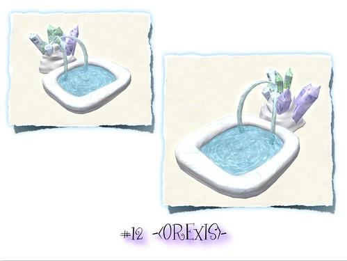 #12 -<OREXIS>-
