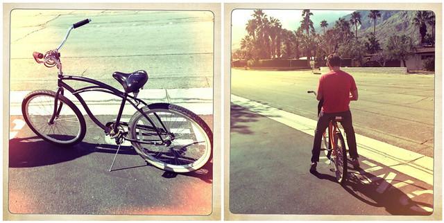 palm springs bikes