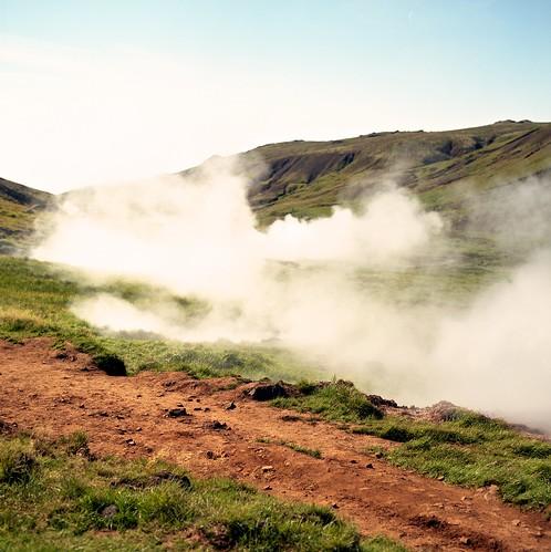 """Image titled """"Reykjadalur, Iceland."""""""