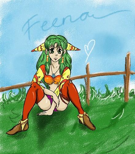 Feenuska remastered