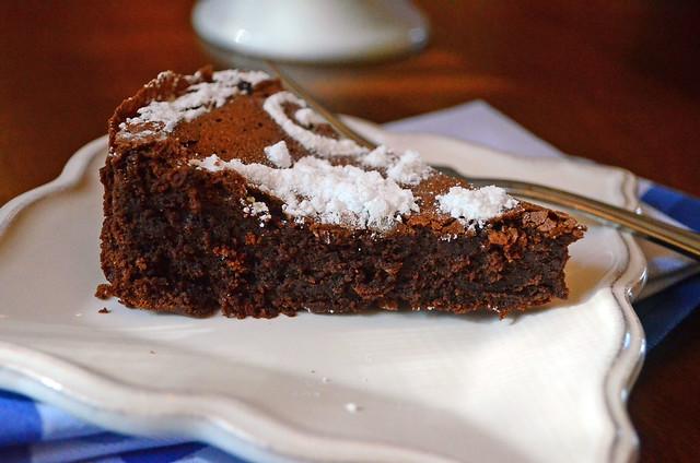 2012-03-05 French Chocolate Cake 069