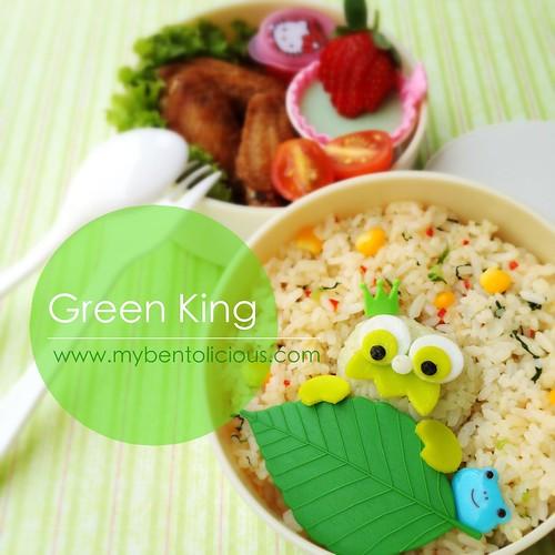 Green King Bento