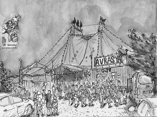 Euroasia Circus, Keşan/Edirne/TURKEY