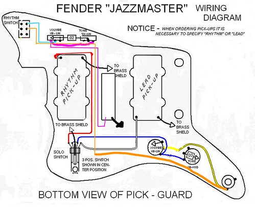 6817094450_58f9a1f5ea teisco wiring diagram bass guitar pickup wiring \u2022 wiring diagrams fender jazzmaster wiring diagram at panicattacktreatment.co
