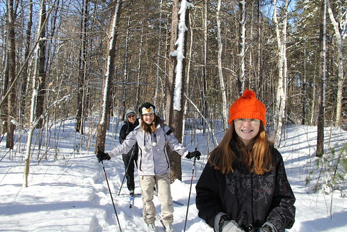 A short ski