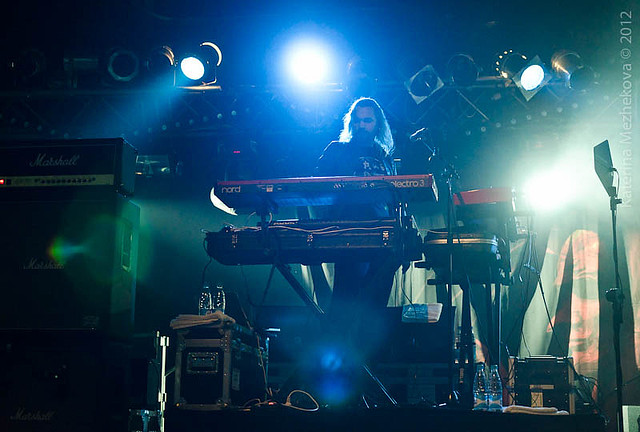 Joakim Svalberg, Opeth