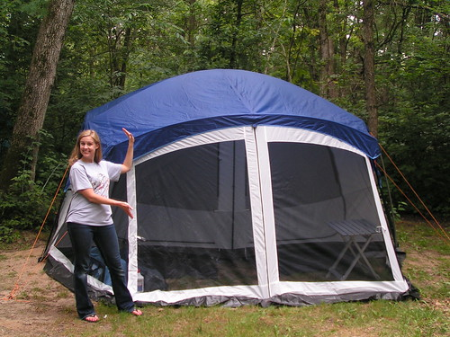 My First Tent