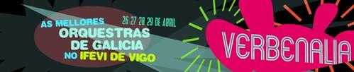 Vigo 2012 - Verbenalia 2012 - presentación