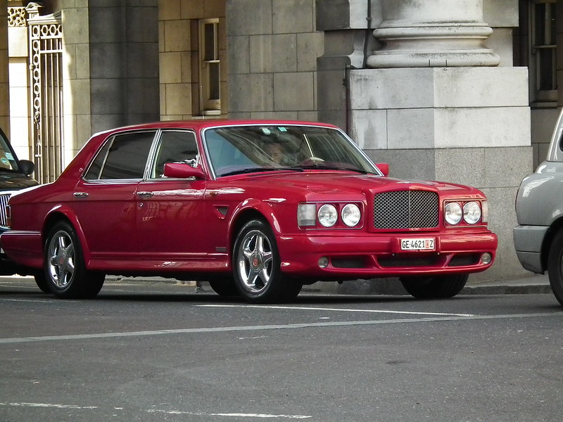 Bentley Mulliner Turbo RT