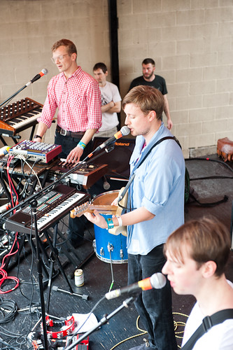 6839757080 e51fb028f6 SXSW Review: Django Django, March 14, Mohawk