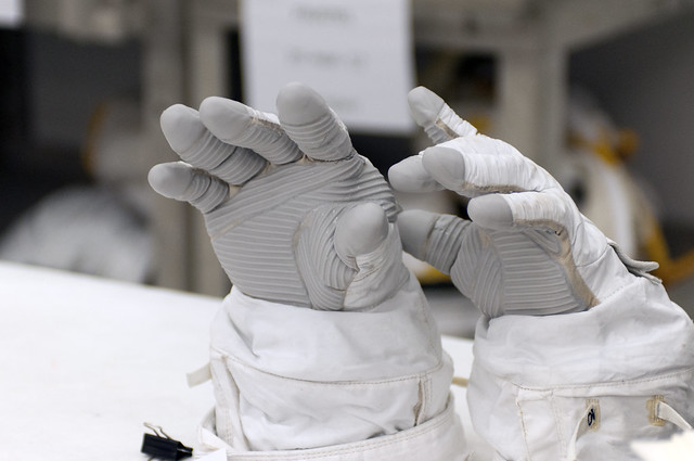 space suit glove hardware - photo #25