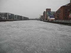 Innenhafen Winter 2012