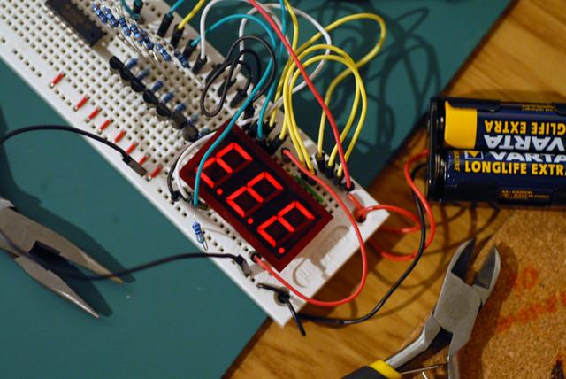 making a tachometer