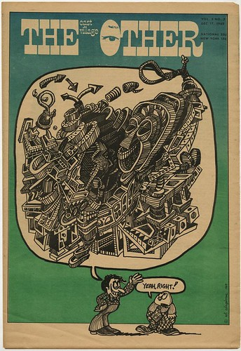 EVO COVER - SPIEGELMAN - Dec 17. 1969