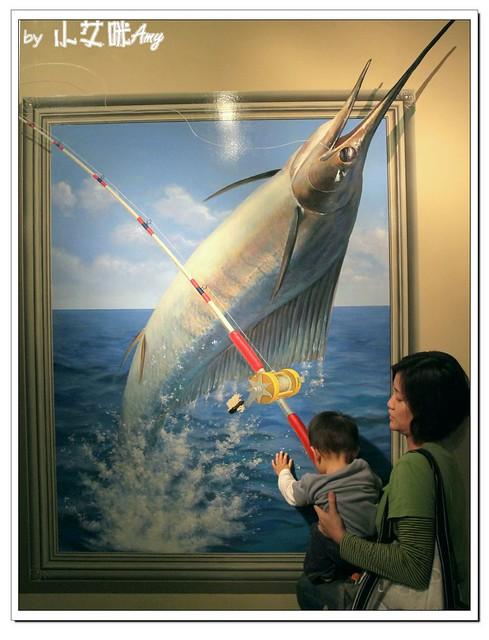 [3D展]高雄駁二藝術特區奇幻不思議日本3D幻視藝術畫展IMG_8112