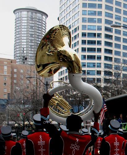 St Patrick's Day Parade 2012