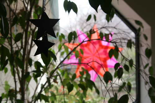 10-Pointed Window Star