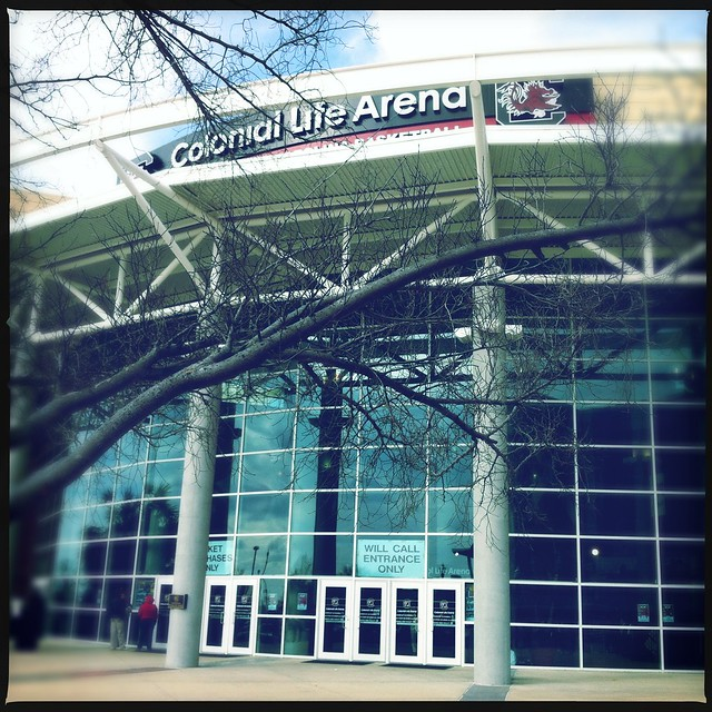 Colonial Life Arena Columbia Sc Flickr Photo Sharing