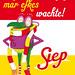 Poster Siep carnaval by Marijke-illustrator