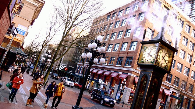 Steam Clock | Gastown Vancouver