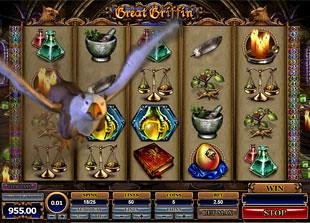 Great Griffin Wild Bonus