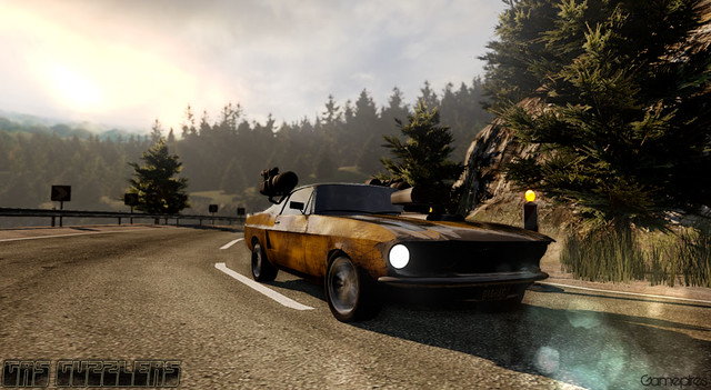 Gas Guzzlers: Combat Carnage (1)