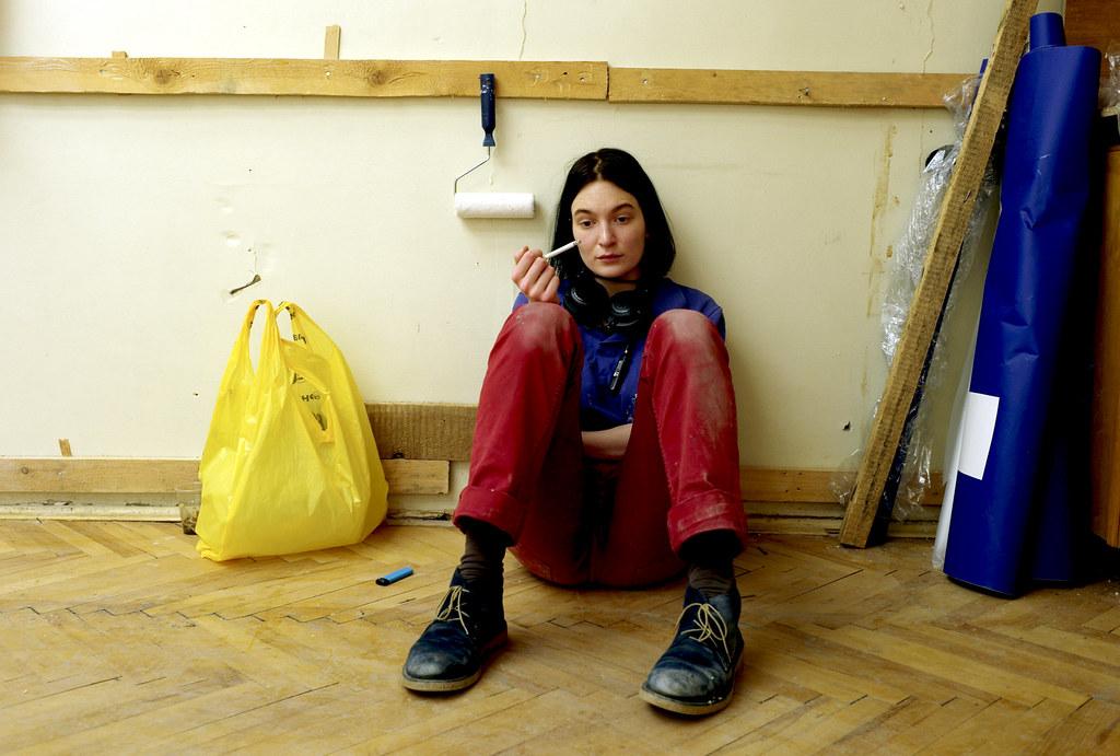 L1005653/ Алиса Йоффе. Проект «Президиум ложных калькуляций», Москва, 13/ 02/ 2012.