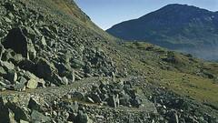 Soumarská stezka přes Splügenpass