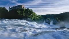 ViaRhenana - kolem Rýnského vodopádu
