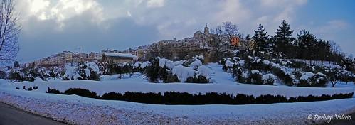 Panoramica di Gissi