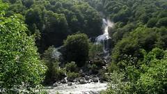 Švajčiarska divoká riečna cesta