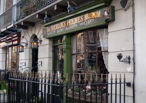 221b Sherlock Holmes Museum