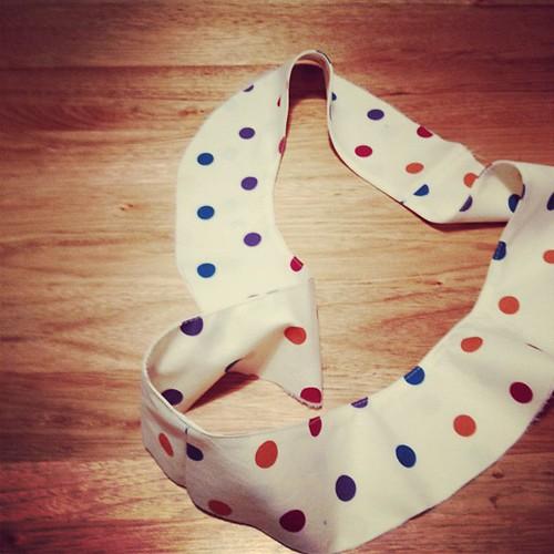 Spotty Collar