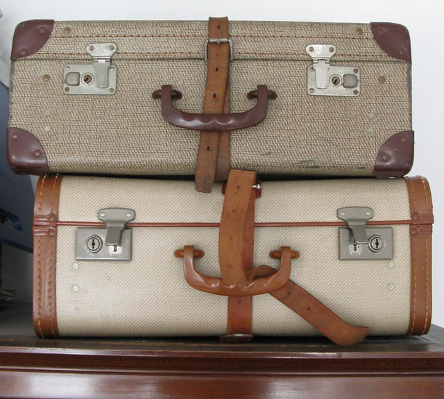 Vintage Suitcases - a gallery on Flickr