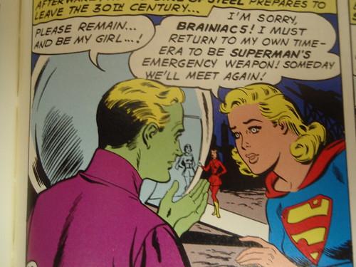 brainiac 5, supergirl