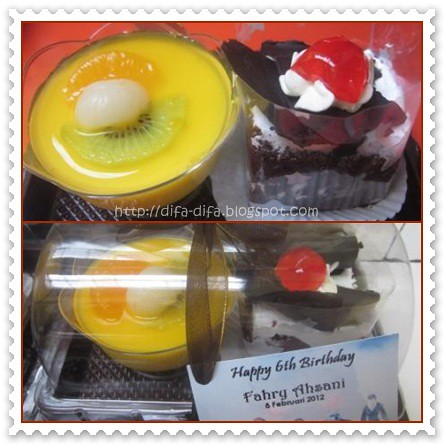 goodie fahry by DiFa Cakes