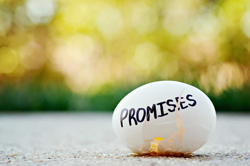 46/366 Broken Promises by Kris Oneal Photography