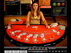 Live Blackjack