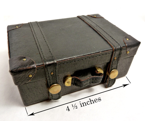 "Tim Holtz ""The Journey Journal"" Kit :: Tiny Suitcase"