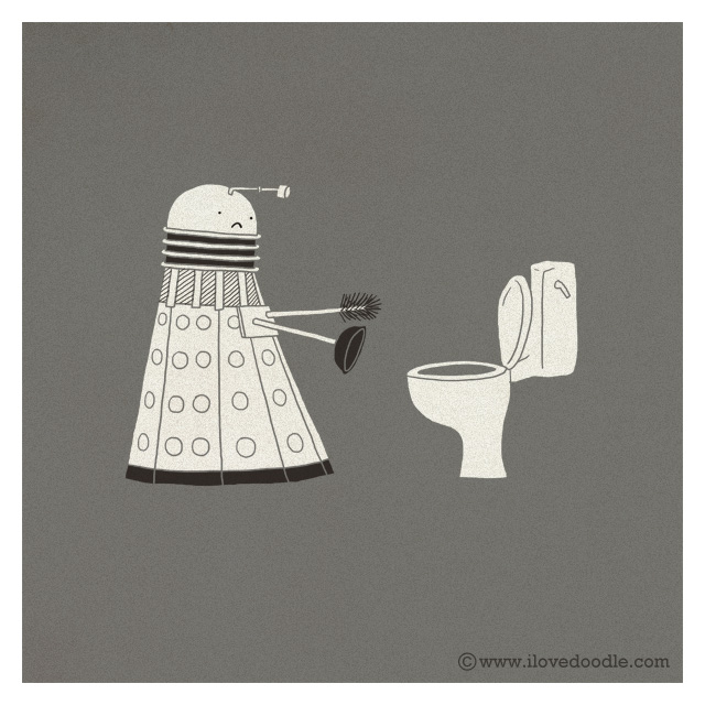 Dalek's new mission