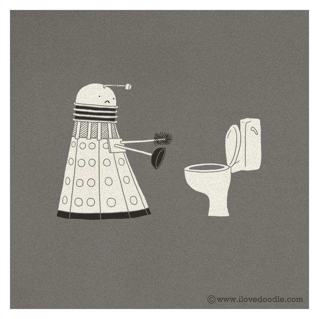 Dalek's new mission