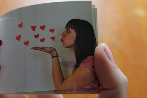 Valentine's Day flipbook