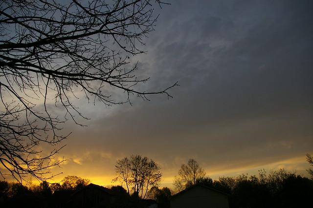 Saturday Sunrise