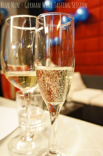 BLue Nun wine tasting - German wines-003