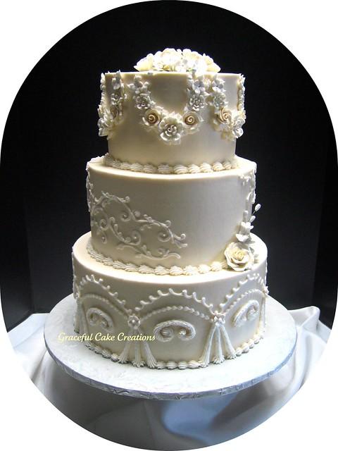 Vintage Wedding Cake Recipes