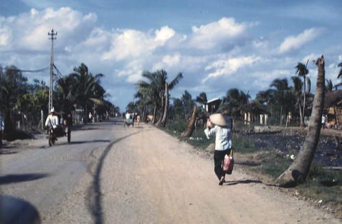 Vietnamese street scene.