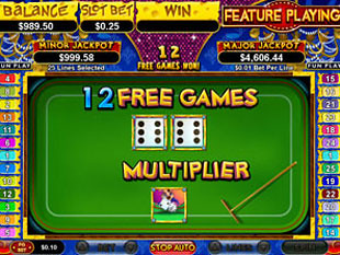 Mice Dice Free Spins