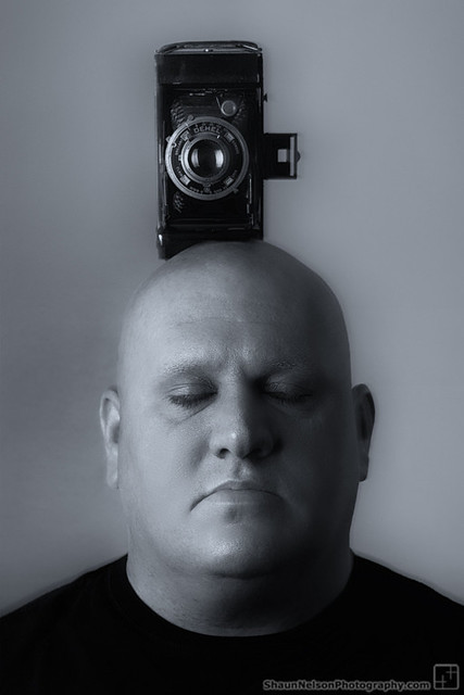 Shaun - Self Portrait