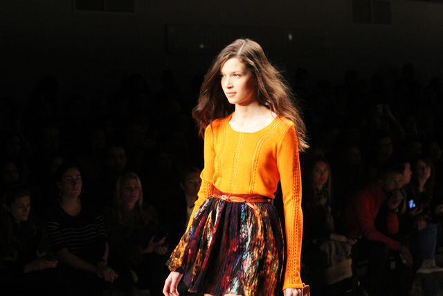 felder felder AW12 london fashion week